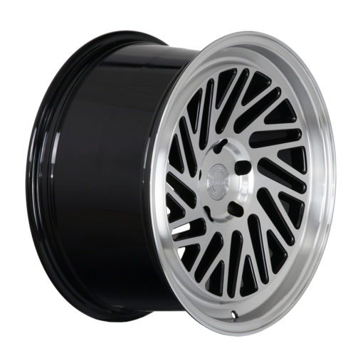 R30 Machine Black 3 Regen5 wheels